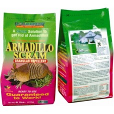 Armadillo Scram - 6 lb. (1 Case of 6)