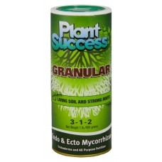 Plant Success Granular 3-1-2 Fertilizer plus Mycorrhizae (1 case of 12 - 16 oz.)