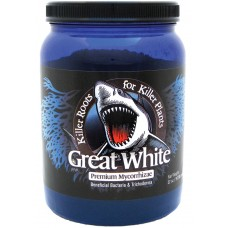 Great White Premium Mycorrhizae 32 oz. (Case of 2)